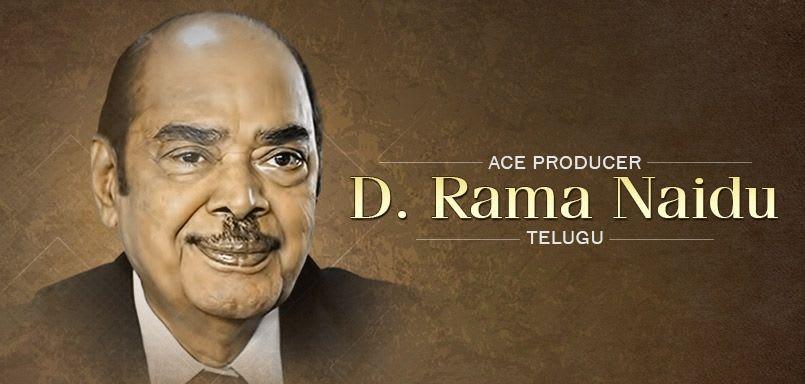 Ace Producer D. Rama Naidu