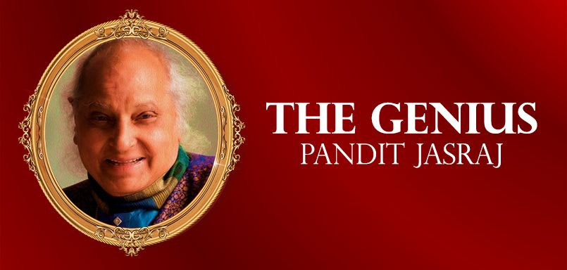 The Genius - Pandit Jasraj