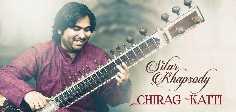 Sitar Rhapsody By Chirag Katti