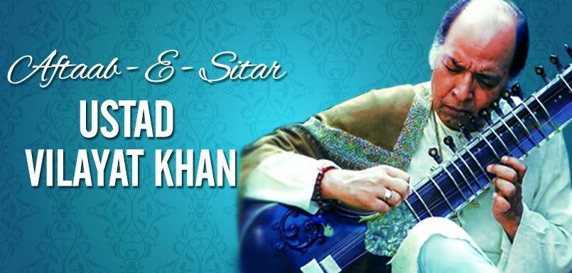 Aftaab -E- Sitar - Ustad Vilayat Khan