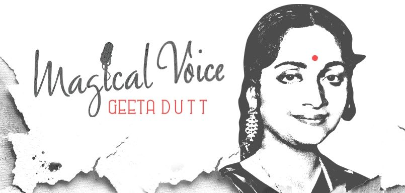 Magical Voice Geeta Dutt