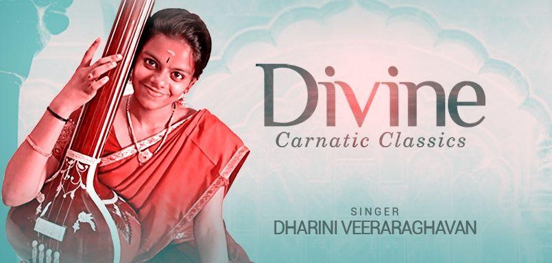 Divine Carnatic Classics