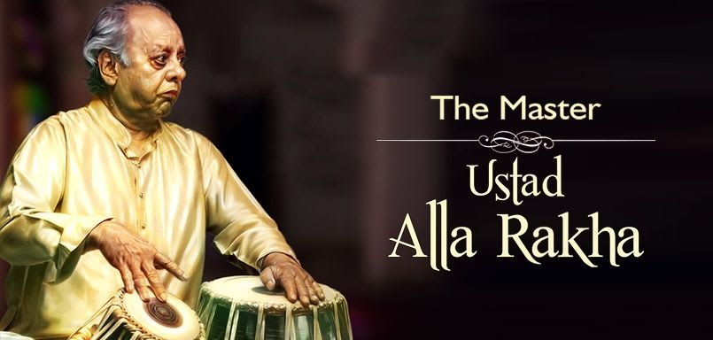 The Master - Ustad Alla Rakha