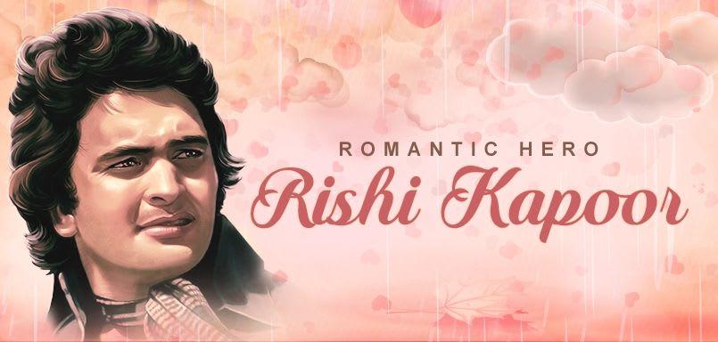 Romantic Hero - Rishi Kapoor