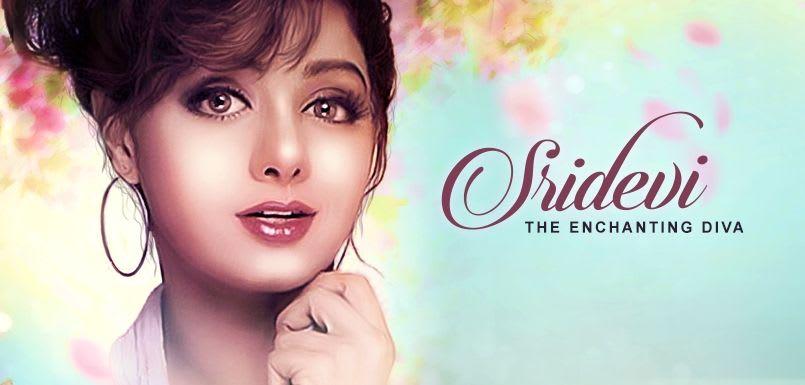 Sridevi - The Enchanting Diva