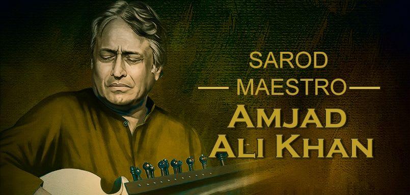 Sarod Maestro Ustad Amjad Ali Khan