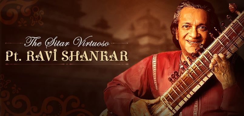 The Sitar Virtuoso Pt. Ravi Shankar