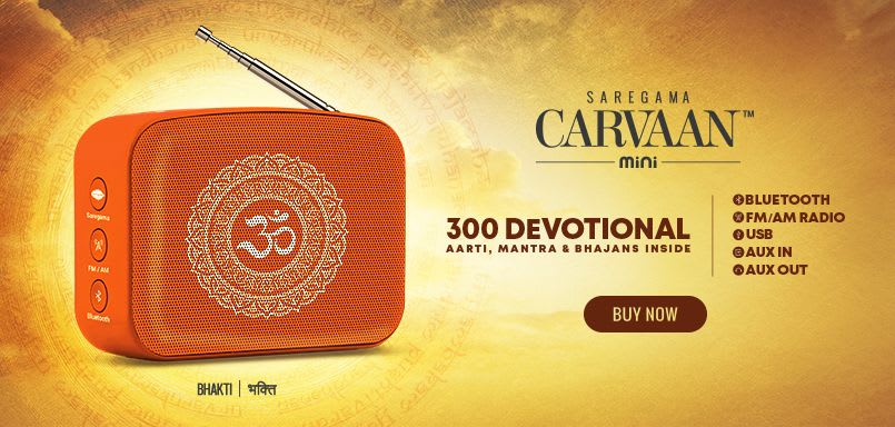Carvaan Mini Bhakti