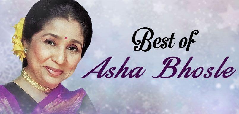 Best of Asha Bhosle - Hindi