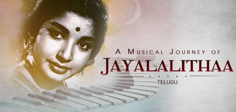 A Musical Journey of Jayalalithaa -Telugu