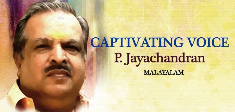Captivating Voice-P. Jayachandran