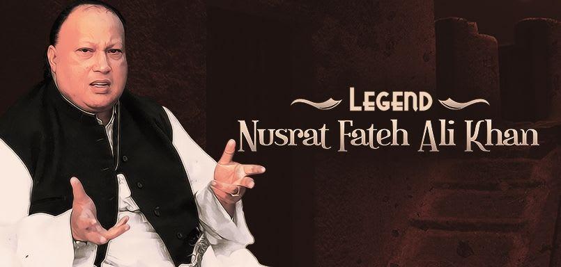 Legend - Nusrat Fateh Ali Khan