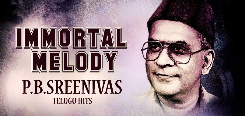 Immortal Melody - P.B. Sreenivas Telugu Hits