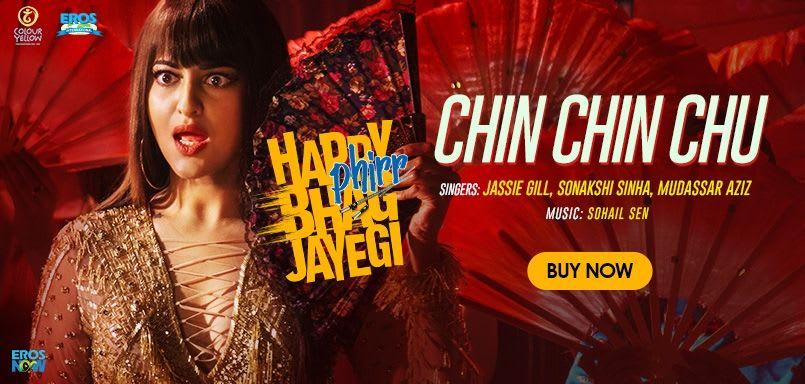 Chin Chin Chu - Happy Phirr Bhag Jayegi