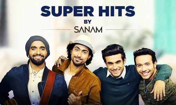Superhits by Sanam