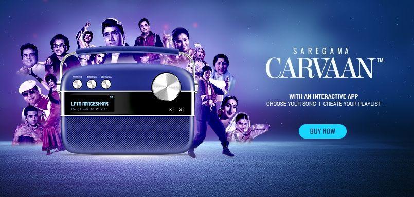 Saregama Carvaan Premium