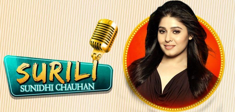 Surili Sunidhi Chauhan