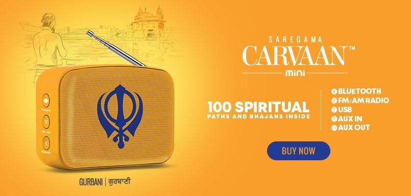 Carvaan Mini Gurbani