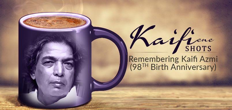 Kaifiene Shots - Remembering Kaifi Azmi