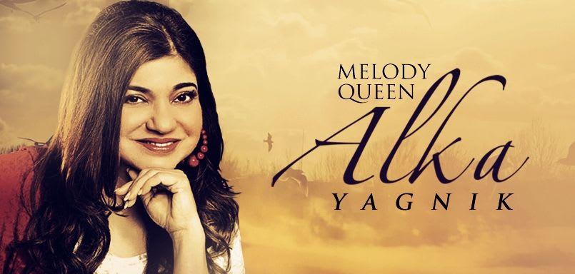 Melody Queen Alka Yagnik