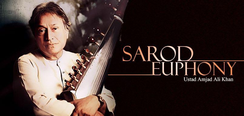 Sarod Euphony - Ustad Amjad Ali Khan (2)