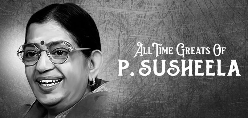 All Time Greats of P. Susheela