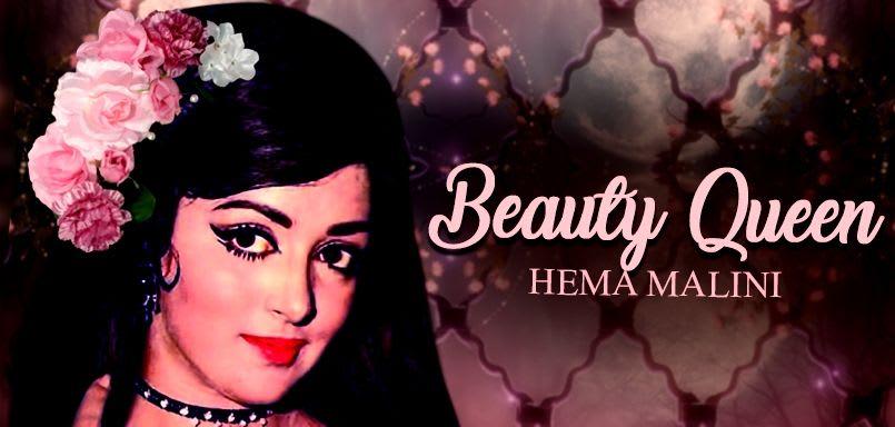Beauty Queen - Hema Malini