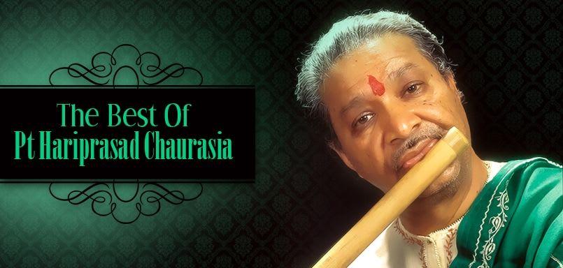 The Best Of  Pt. Hariprasad Chaurasia