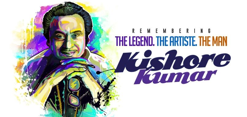 The Legend. The Artiste. The Man - Kishore Kumar