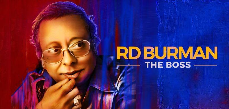 RD Burman The Boss