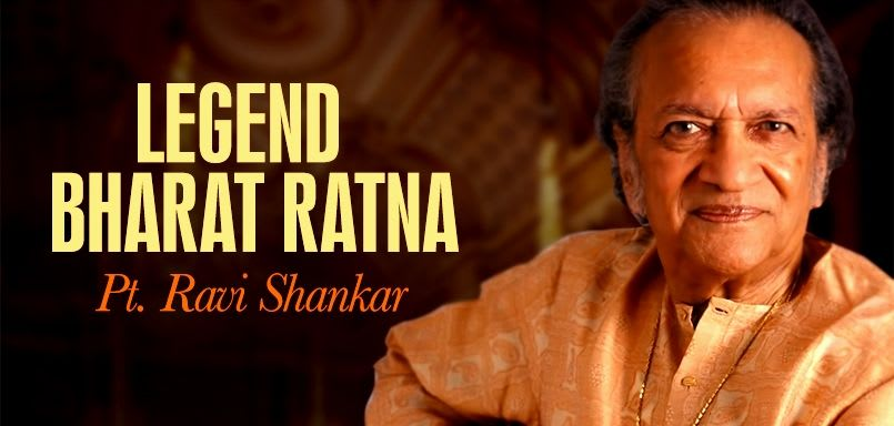 Legend - Bharat Ratna - Pt. Ravi Shankar