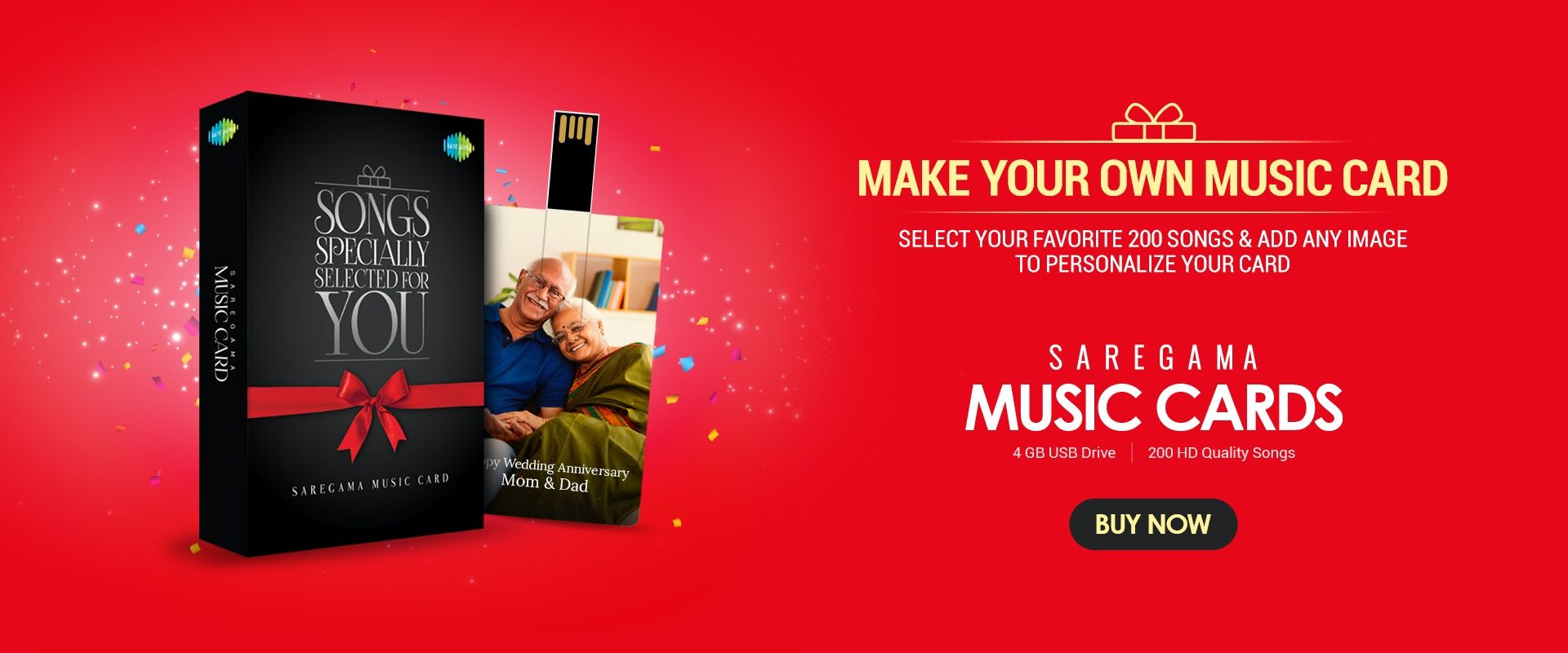 Purchase Music Cards