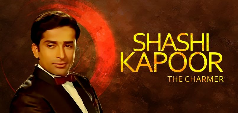 Shashi Kapoor The Charmer