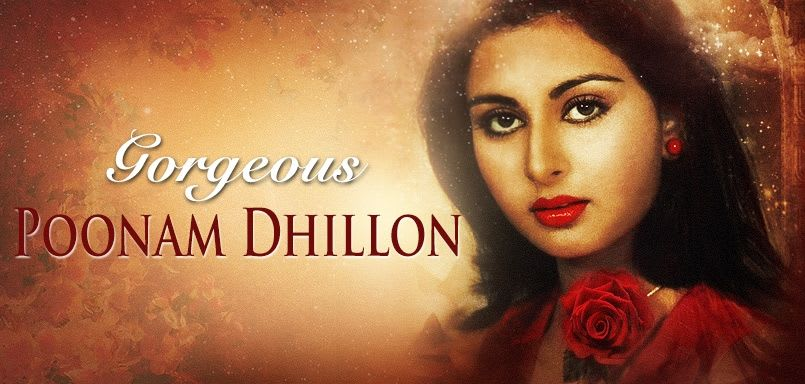 Gorgeous Poonam Dhillon