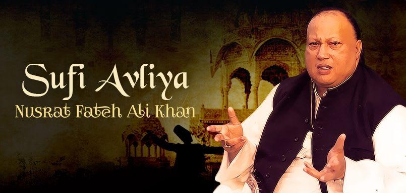 Sufi Avliya - Nusrat Fateh Ali Khan