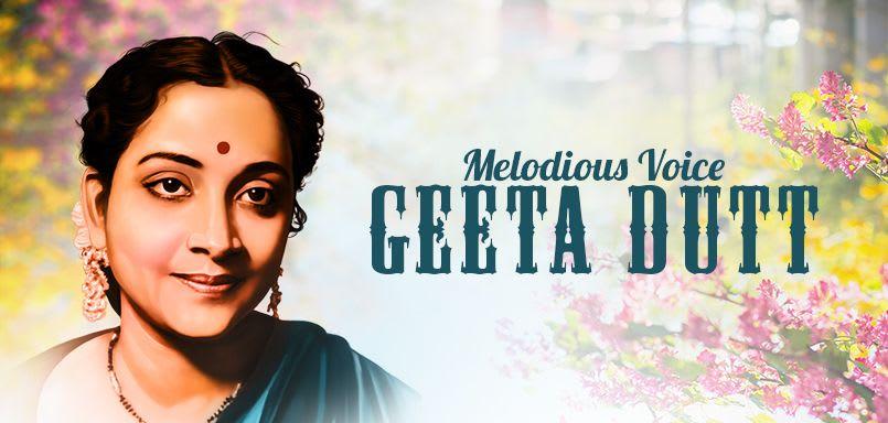 Melodious Voice Geeta Dutt