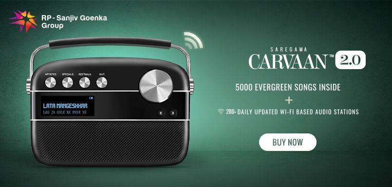 Saregama Carvaan 2.0