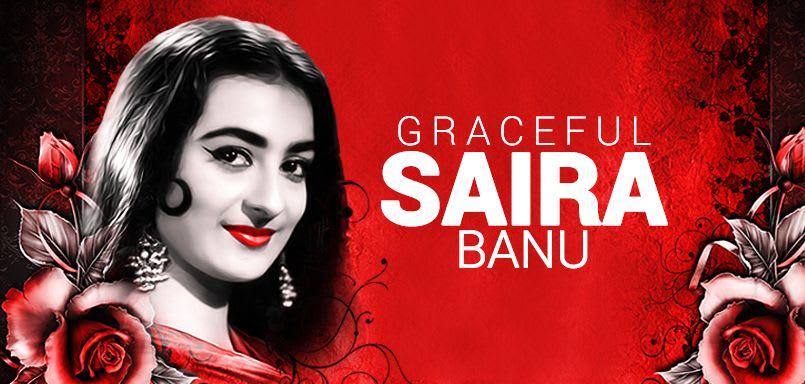 Graceful Saira Banu