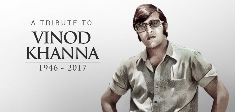 Tribute to Vinod Khanna