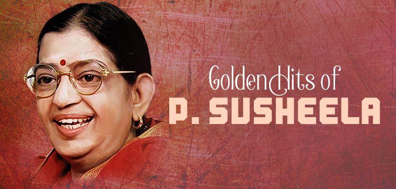 Golden Hits of P. Susheela