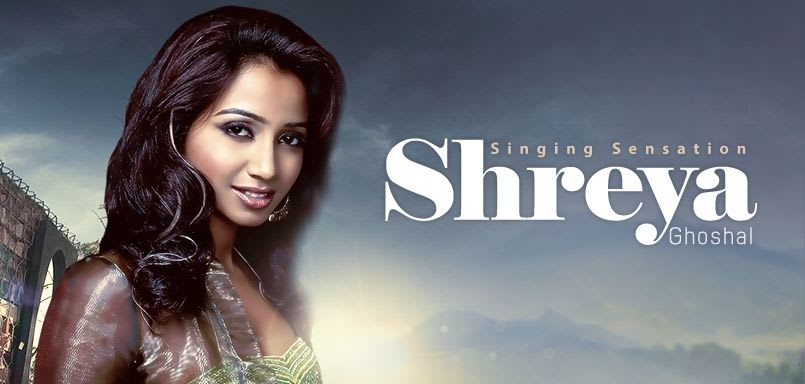 Singing Sensation Shreya Ghoshal