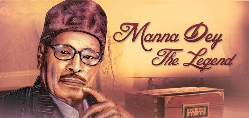 Manna Dey - The Legend (Hindi)