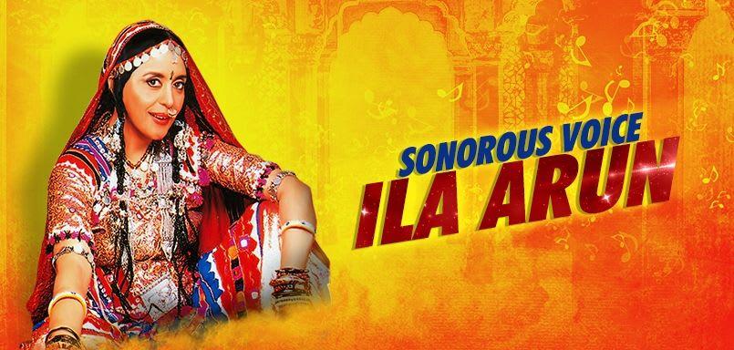 Sonorous Voice Ila Arun