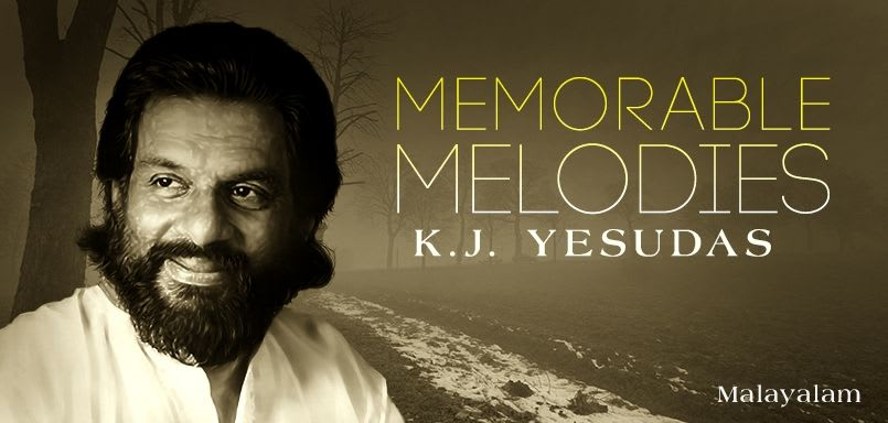 Memorable Melodies - K.J. Yesudas