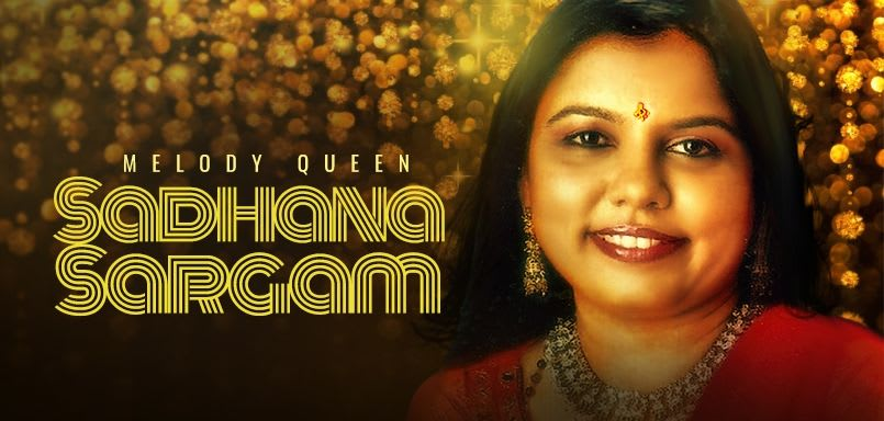 Melody Queen Sadhana Sargam