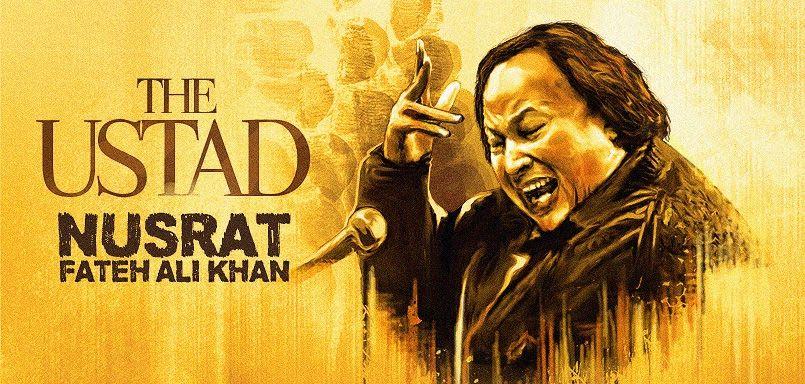 The Ustad Nusrat Fateh Ali Khan