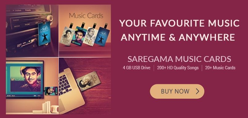 Your Favourite Music Anytime & Anywhere