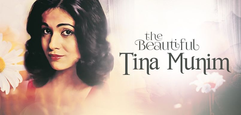 The Beautiful Tina Munim