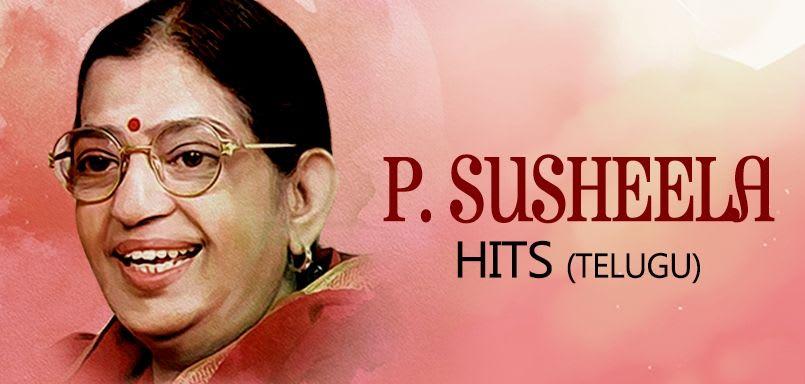 P. Susheela Hits - Telugu