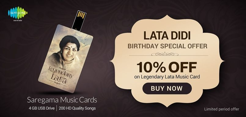 The Living Legend - Lata Mangeshkar